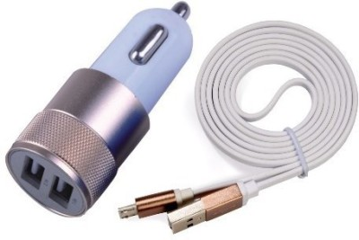 Accucharger 1.0 amp, 2.1 amp Car Charger