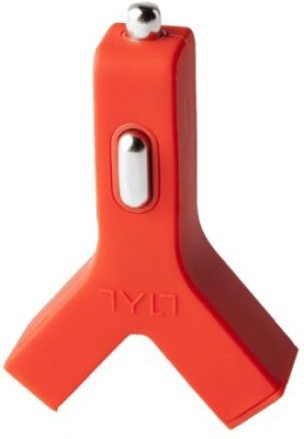 Tylt Y-Charge 2.1A Dual USB Car Charger