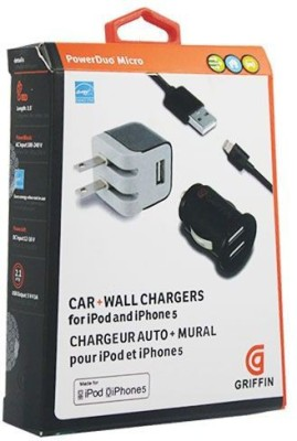 GRIFFIN 2.1 amp Car Charger