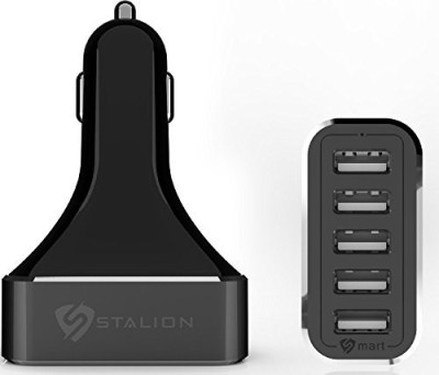 Stalion-5-USB-Port-Car-Charger