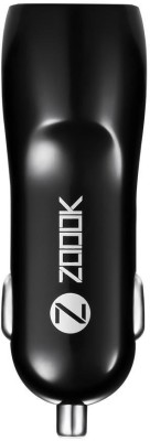 Zoook 2.1 amp Car Charger
