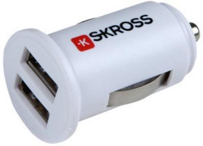 Skross 1.0 amp, 2.1 amp Car Charger