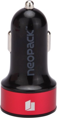 Neopack 3.4 amp Car Charger