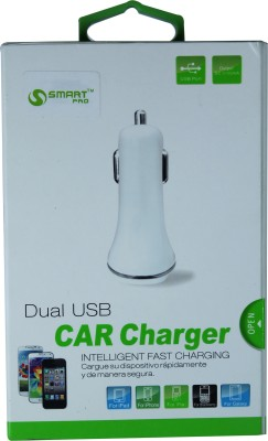 Smartpro-D686-2.1A-Dual-USB-Car-Charger