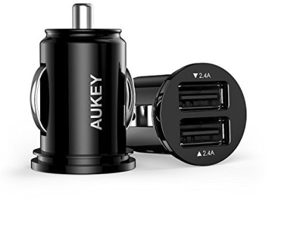 Aukey 2.4 amp Car Charger
