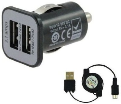 iFlash-Mini-3A-Dual-USB-Car-Charger