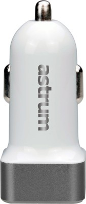 Astrum 1.0 amp, 2.1 amp Car Charger