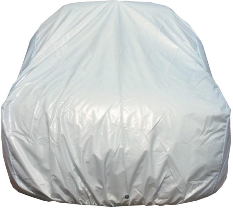 Saathi Car Cover For Nissan Micra(Blue)