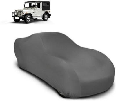 Goodlife Car Cover For Mahindra Jeep