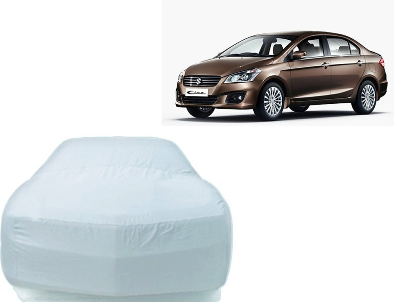 P Decor Car Cover For Maruti Suzuki Ciaz (Without Mirror...