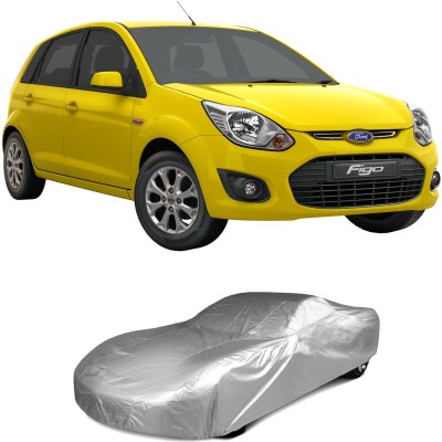 Silver Swan Car Cover For Ford Figo