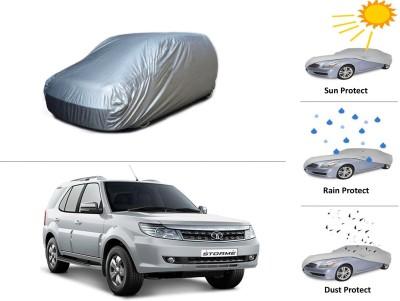 CreativeVia Car Cover For Tata Safari Storme