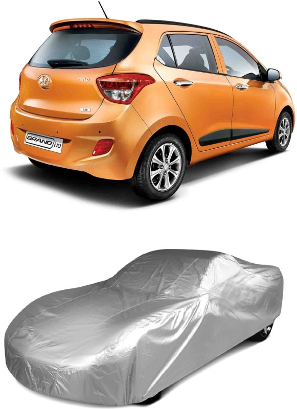 Autowheel Car Cover For Hyundai Grand i10(Without Mirror Pockets)