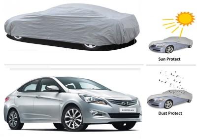 CreativeVia Car Cover For Hyundai Verna