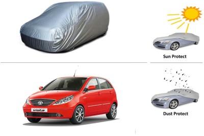 CreativeVia Car Cover For Tata Indica Vista