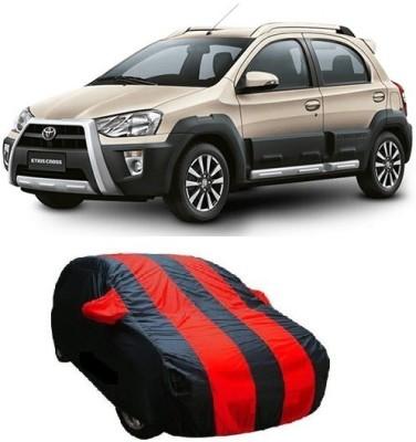 Bombax Car Cover For Toyota Etios Cross