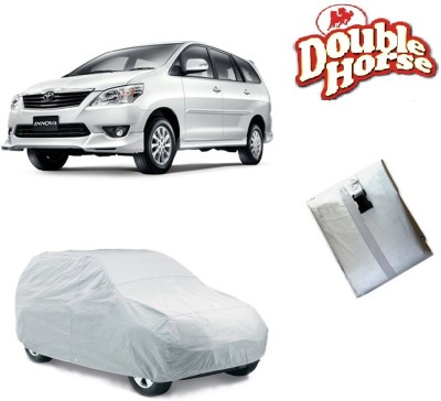 Double Horse Car Cover For Toyota Innova