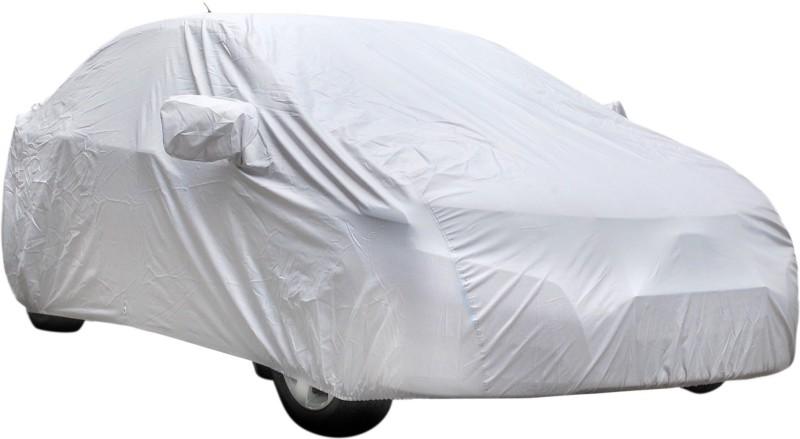 Car Fashion Car Cover For Hyundai Elite i20(Grey)