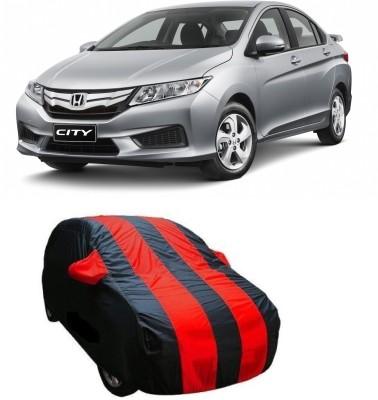 Dog Wood Car Cover For Honda City