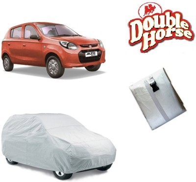Double Horse Car Cover For Maruti Suzuki Alto 800