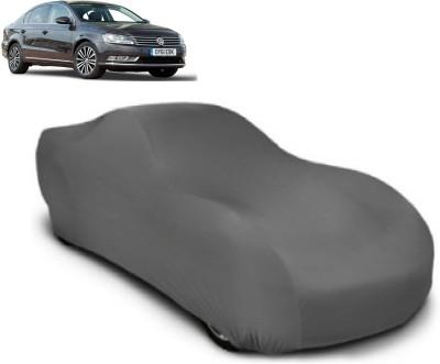 Dog Wood Car Cover For Volkswagen Passat