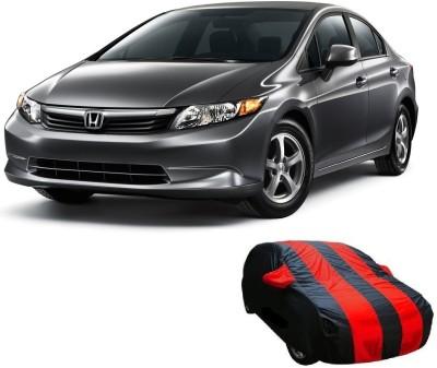 Java Tech Car Cover For Honda Civic