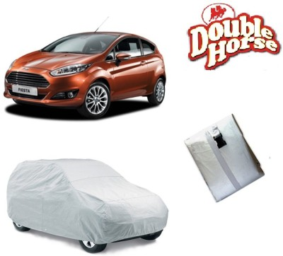 Double Horse Car Cover For Ford Fiesta