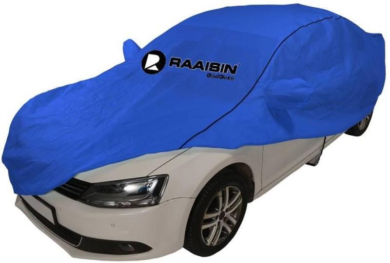 Raaisin Car Cover For Hyundai i20(With Mirror Pockets)
