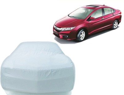 P Decor Car Cover For Honda City
