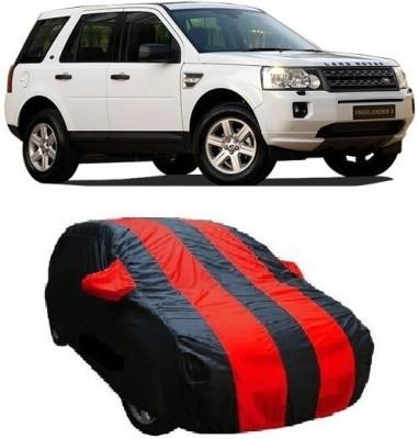 Dog Wood Car Cover For Land Rover Freelander 2