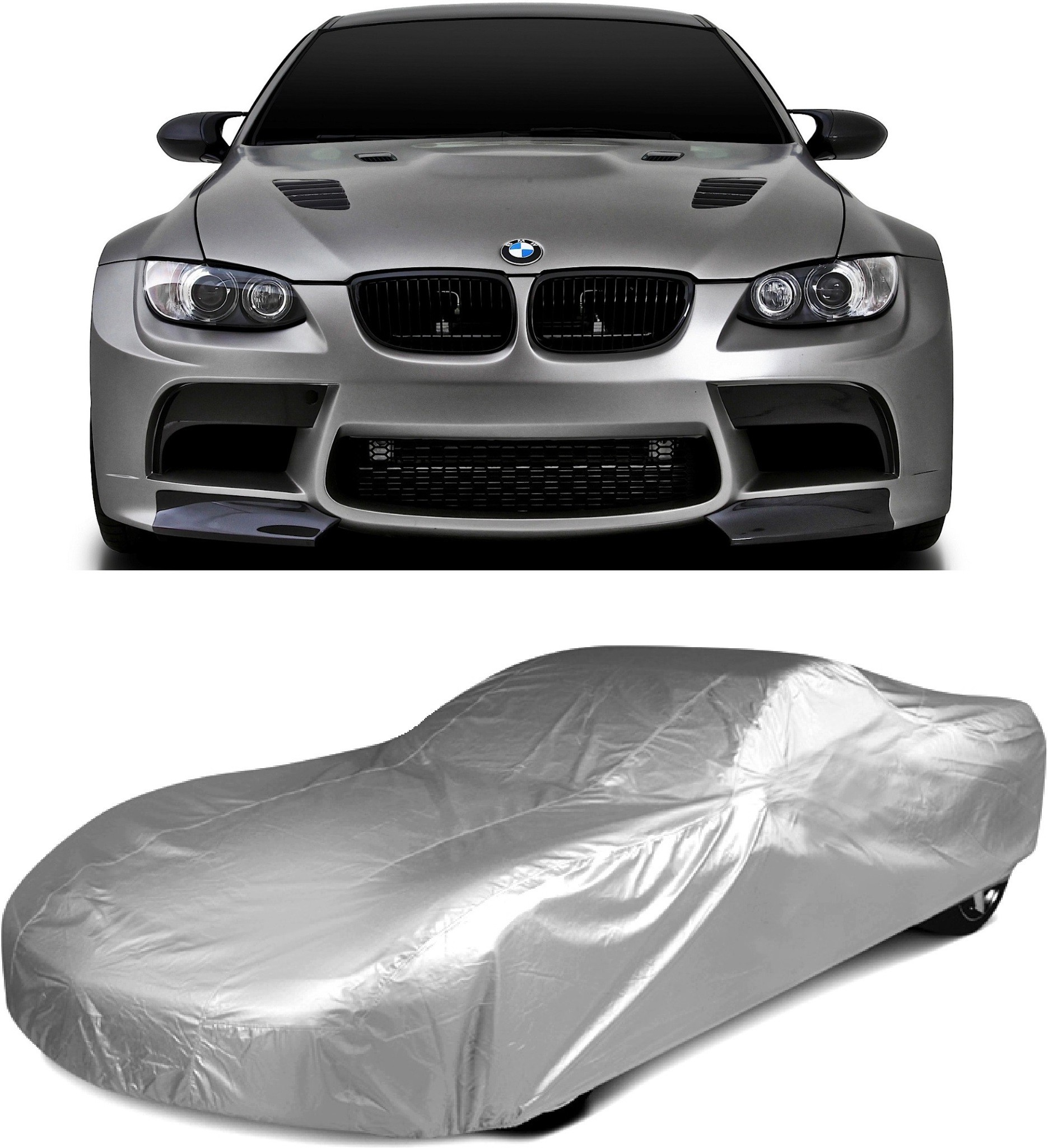 Iron Tech Car Cover For BMW M3 Image