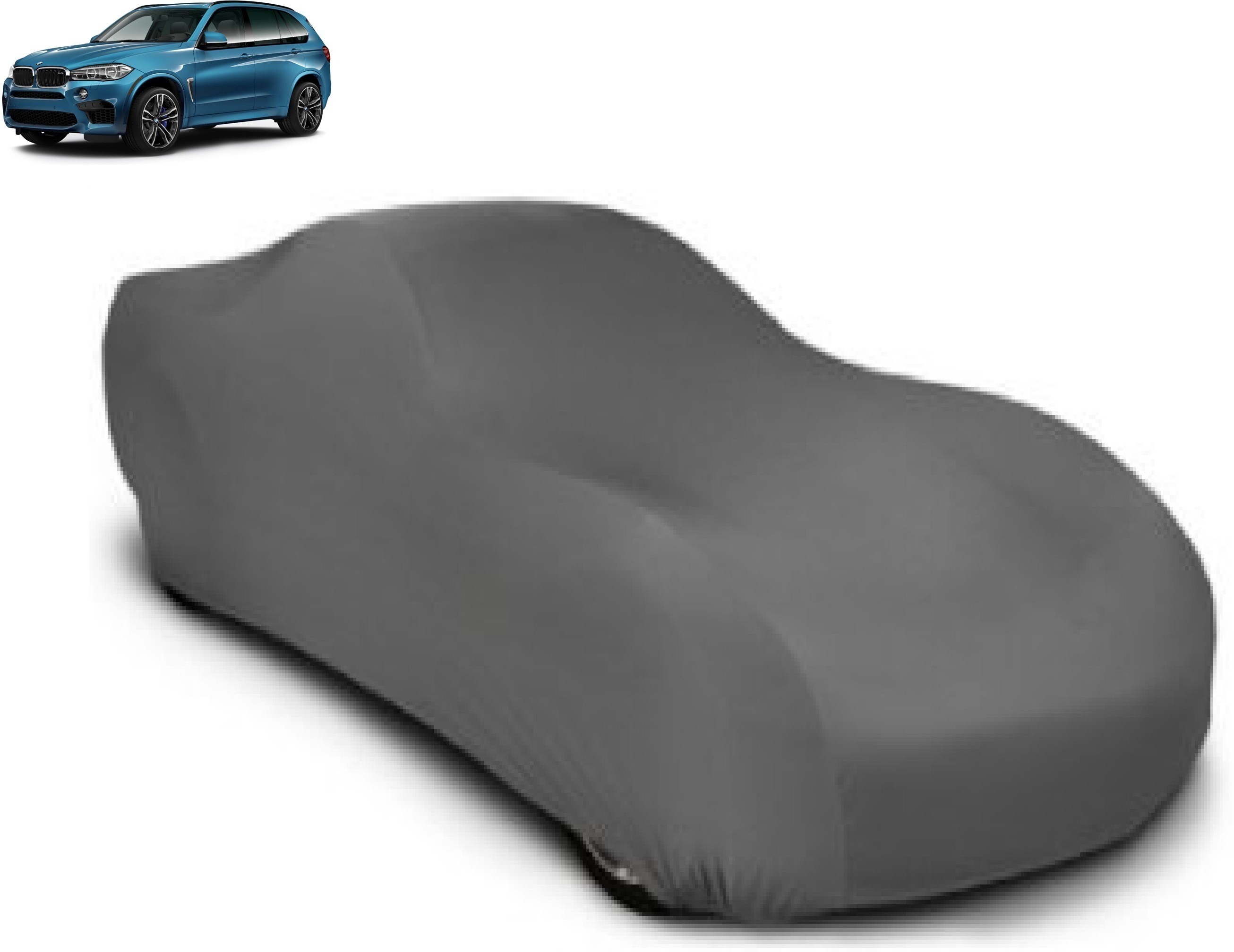 Iron Tech Car Cover For BMW X5M Image