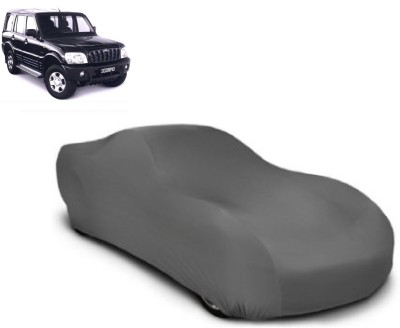 Auto Track Car Cover For Mahindra Scorpio