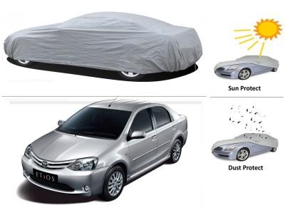 CreativeVia Car Cover For Toyota Etios