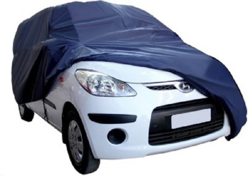 Jmjw & Sons Car Cover For Toyota Fortuner(Blue)