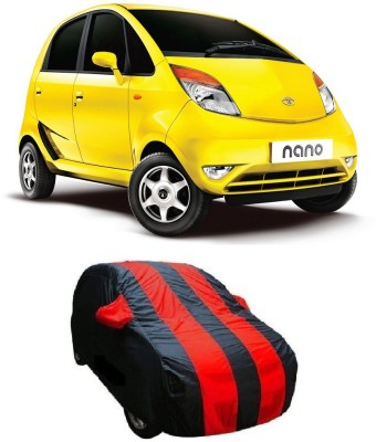 Dog Wood Car Cover For Tata Nano