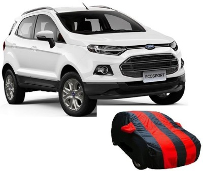 Dog Wood Car Cover For Ford Ecosport