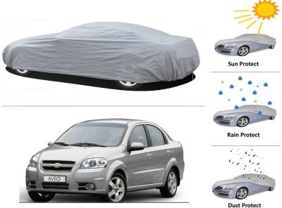 CreativeVia Car Cover For Chevrolet Aveo