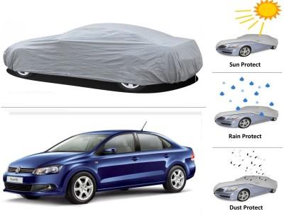 CreativeVia Car Cover For Volkswagen Vento