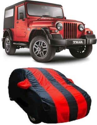 Bristle Car Cover For Mahindra Thar