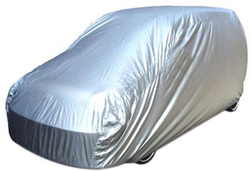 Galaxy Car Cover For Maruti Suzuki Swift(Silver)