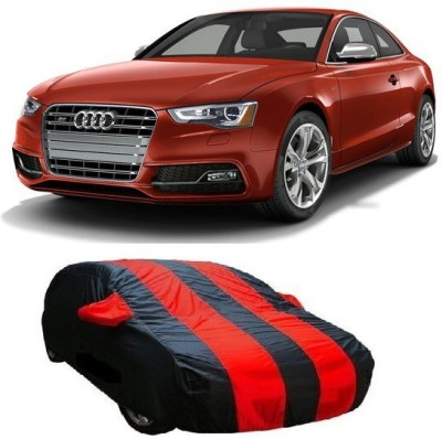 Dog Wood Car Cover For Audi S5