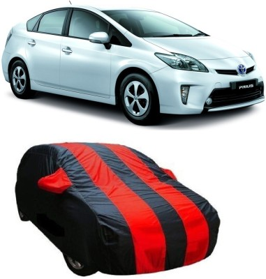 Dog Wood Car Cover For Toyota Prius