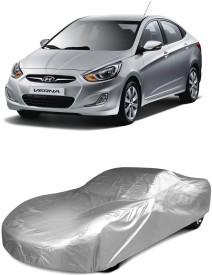 Viaan Car Cover For Hyundai Verna Fluidic