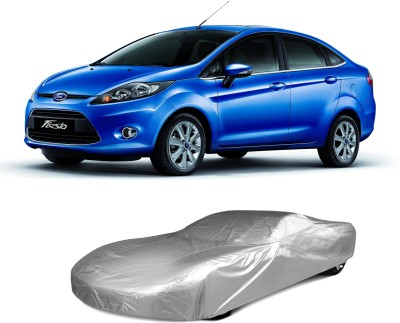 Dog Wood Car Cover For Ford Fiesta