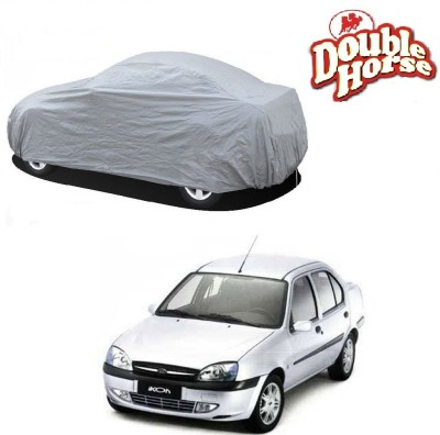 Double Horse Car Cover For Ford Ikon