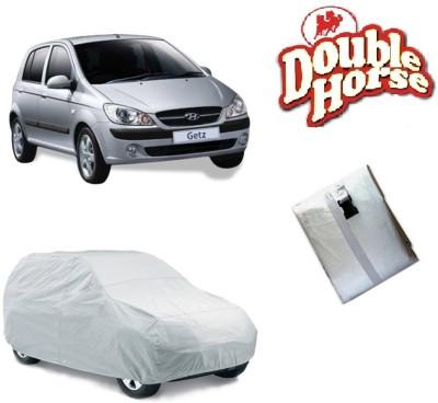 Double Horse Car Cover For Hyundai Getz