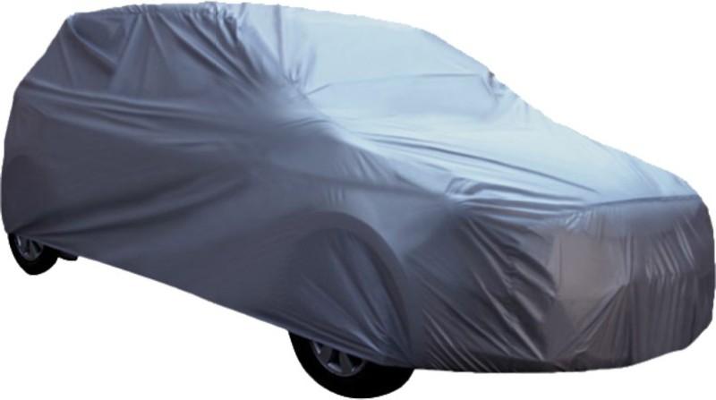 AutoKraftZ Car Cover For Chevrolet Spark(Grey)