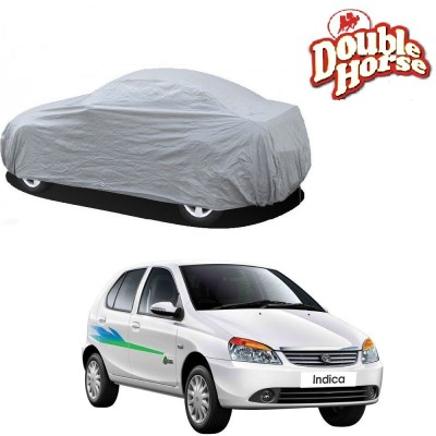 Double Horse Car Cover For Tata Indica