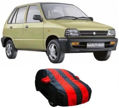 Java Tech Car Cover For Maruti Suzuki 800
